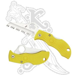 Spyderco Manbug Salt Serrated